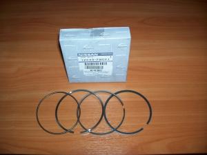 Поршневые кольца Mitsubishi 4DQ7.