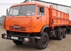КамАЗ 55102 самосвал с/х с капитального ремонта.