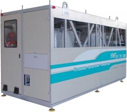 УИГ-35/70/300 Установка испытаний обмоток гидрогенераторов и токопроводов