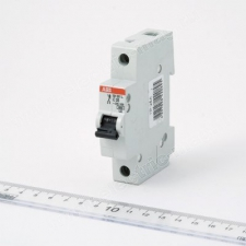 Выключатель автоматический ABB 1х пол SH 201 C 25А