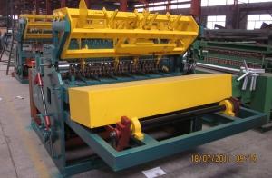 Станок для производства сетки, которые изпользуются в строительстве