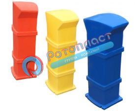 Сервисная колонка для причалов пластиковая