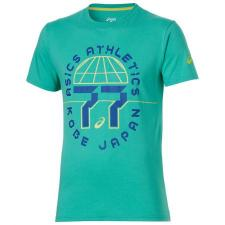 ASICS TRAINING GRAPHIC SS TOP/ футболка