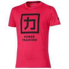 ASICS POWER TRAINING TOP/ футболка