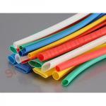 КВТ Набор цветных термоусаживаемых трубок с коэффициентом усадки 2:1 «Колорит» (™КВТ)