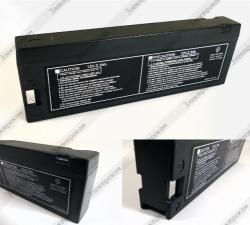 Батарея AN-12-1,9 (для ЭКГ Nihon Kohden X041A, Nihon Kohden Cardiofax GEM ECG - 9020, 9130, 8830A, 9010 )