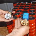 Клапан электромагнитный для штукатурной станции ВАЛ105-42