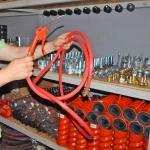 Пистолет - распылитель для воды/воздуха