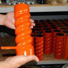 Статор шнековой пары D6-3 тип Twister