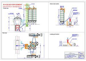 Оборудование для перегрузки цемента