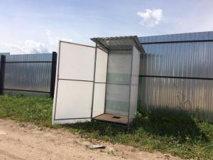 Туалет дачный напрямую от производителя