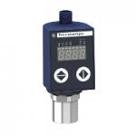 Schneider Electric XMLR010G2P09 ДАТЧ. ДАВЛ., 10БАР, 2PNP, SAE, 24В, М12