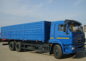 Перевозка зерна автомобильным транспортом