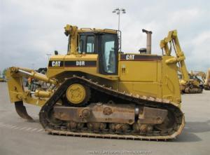 Caterpillar D8R-II
