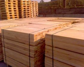 Тарная (паллетная) заготовка, доска (22-25/100-150) для производства поддонов, европаллет, деревянной тары.