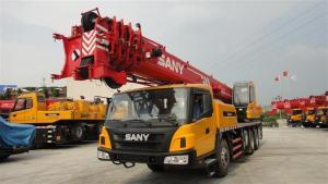 Автокран SANY QY25C, 2013 г.в.