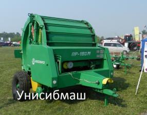 Пресс-подборщик рулонный ПР-180М (ПРФ-750)