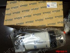 2656F087 Топливный фильтр в сборе Perkins