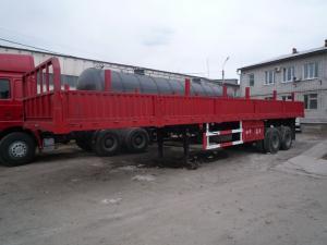 Полуприцеп контейнеровоз Lu Feng , 40 т, 2-осн., 2013 г.в.
