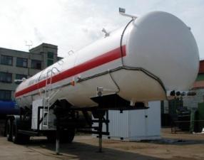 Полуприцеп для хранения газа, 30 м3, 2-осн., 2013 г.в.