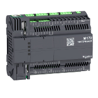 ПЛК М172,без дисплея, 42 I/O, Eth, 2 MB Schneider Electric TM172PBG42R