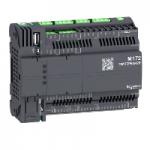 ПЛК М172,без дисплея, 42 I/O, Eth, 2 MB Schneider Electric TM172PBG42R