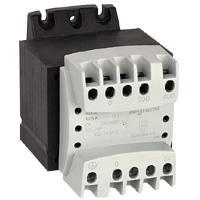 Однофазный трансформатор обеспечения безопасности - первичная обмотка 230/400 В / вторичная обмотка Legrand 042859