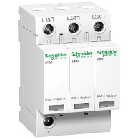 УЗИП Т2 iPRD 65r 65kA 350В 3П СИГНАЛ Schneider Electric A9L65301