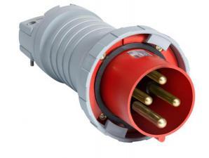 2CMA166816R1000 Вилка 125A, 3P+E, IP67 ABB