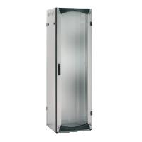 Шкаф кросс.19` 47U 800x800 серый тип Е Schneider Electric NSYVDA47U88E