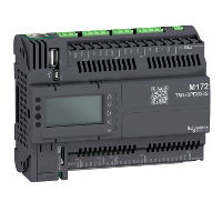 ПЛК М172,дисплей, 28I/O,Eth, 2 MB, 2 SSR Schneider Electric TM172PDG28S