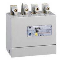 Электронный блок УЗО DPX/DPX-H/L/I 630 - 3П - до 400 A - монтаж снизу Legrand 026060