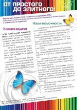 рекламно-информационные услуги