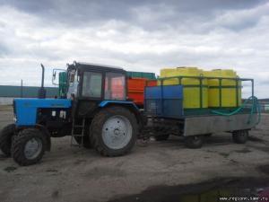 Емкости универсальные для перевозки, перекачки, хранения жидкостей, «Кассета 4500х2 S».
