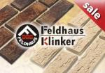 Клинкерная фасадная плитка, под кирпич и клинкерный кирпич для фасада от Feldhaus Klinker (Германия), в Старом Осколе