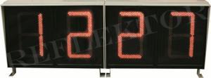 Уличные часы Электроника7-2630С4 со скидкой 50%