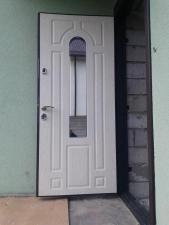 Входные металлические двери с тапло-звукоизоляцией от производителя в Могилёве и области под заказ