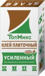 Сухие строительные смеси PRORAB Клей для плитки ТопМикс усиленный 25кг