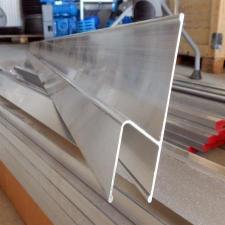 Правило STAYER PROFI 2,5м, алюминиевое, h-образный профиль, 2,5м