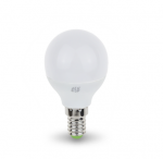 Лампы светодиодные PRORAB Лампа светодиоднаяLED ШАР 5,0Вт 160-260В Е14 4000К