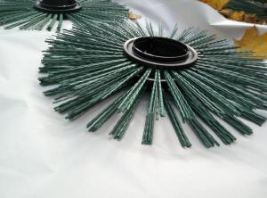 Щеточный беспроставочный диск 120 х 550 мм