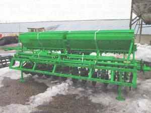 Сеялка зерновая сз 3.6 (СЗУ - 3.6)