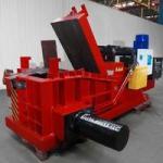 Пакетировочный пресс для прессования металлолома BALTA ПП-250-2