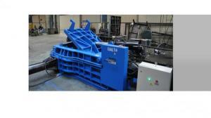 Пакетировочный пресс для прессования металлолома BALTA ПП-300