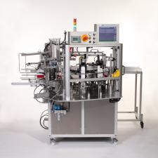 Картонажная машина для упаковки фармацевтической продукции, модель C4-Pharma