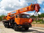 Автокран Клинцы КС-55713-1К-3