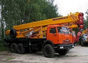 Автокран Ивановец КС-45717К-3Р