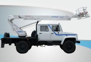 Автогидроподъемник ТА-14 на шасси ГАЗ-33081 «Егерь-2»