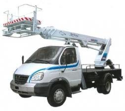 """Автогидроподъемник ТА-14 на шасси ГАЗ-3302 """"ГАЗель"""""""