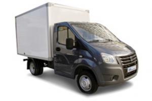 Автомобильный изотермический фургон …